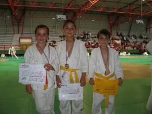 Judokas diplômés saison 2011