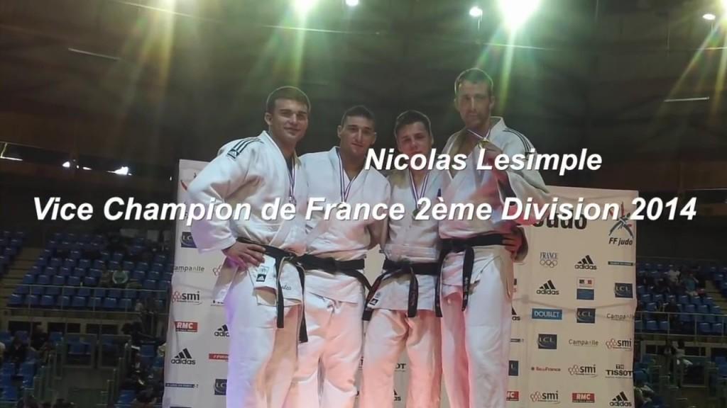 Résumé Championnat de France 2ème Division 2014.mp4_000223957